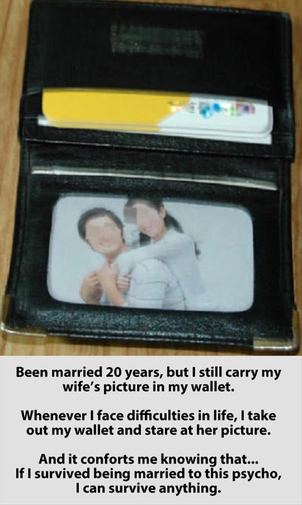married for 20 years