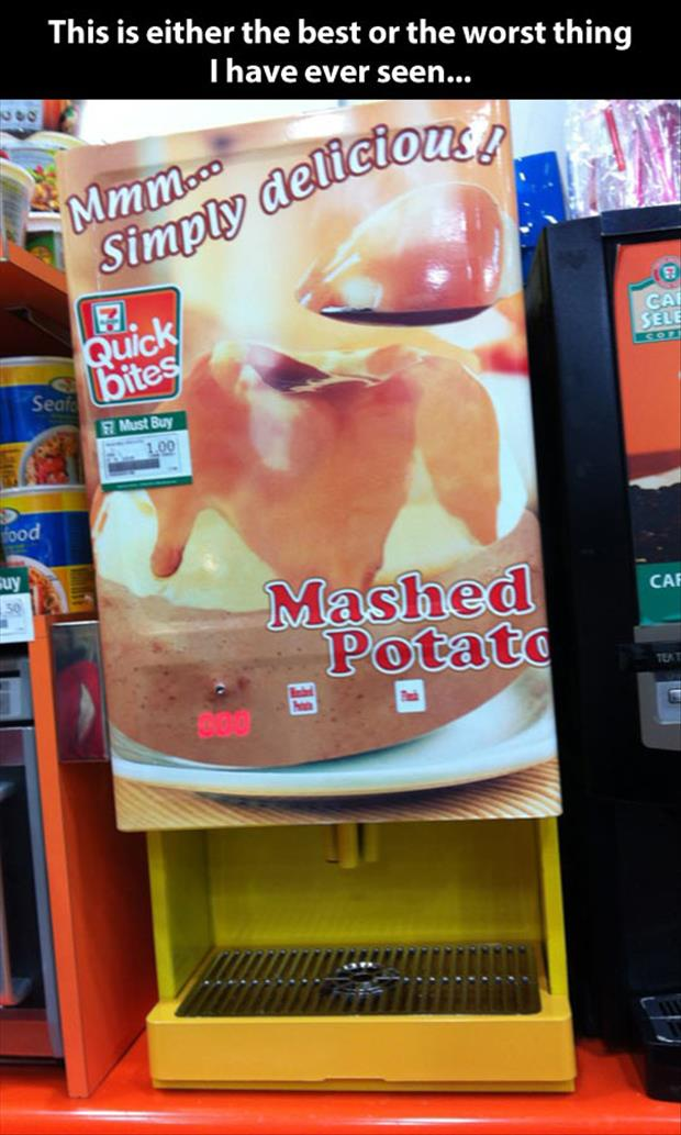 mash potato machine