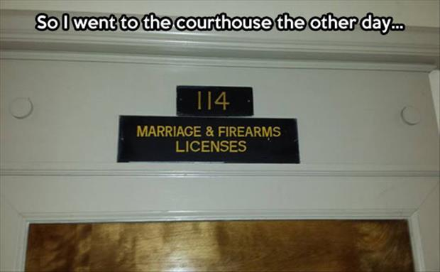 meanwhile at the courthouse