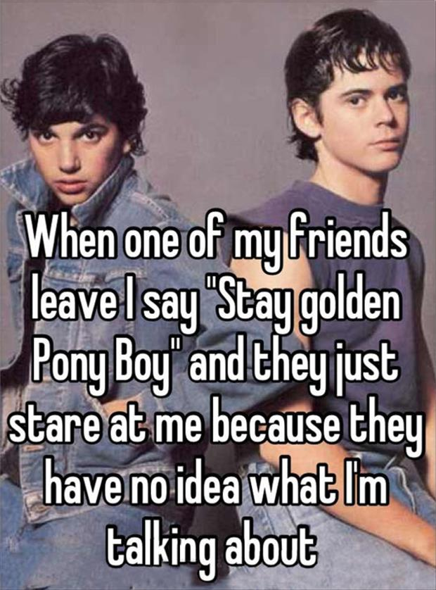 stay gold pony boy