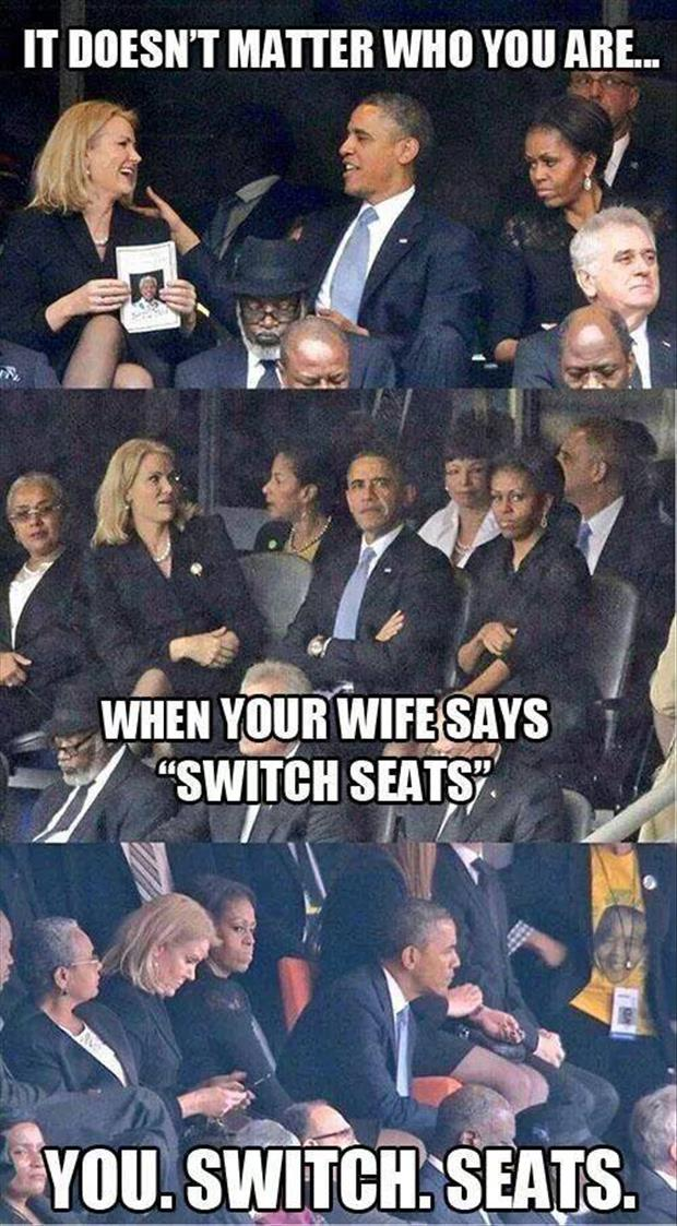 switch seats