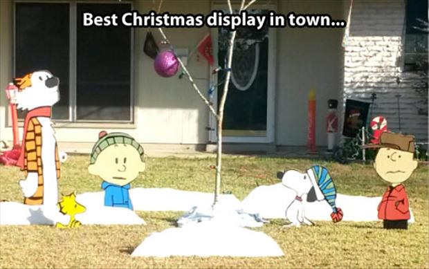 the best christmas display in town