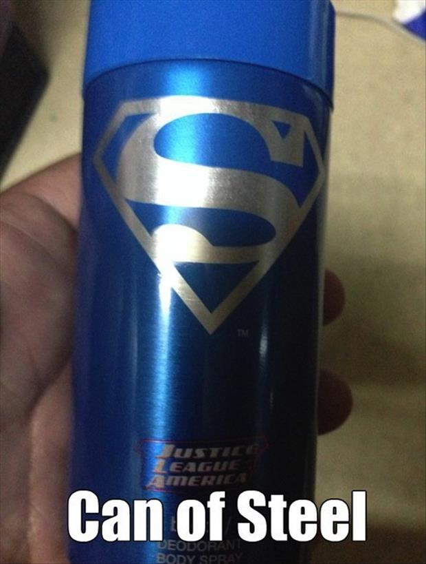 the can of steel