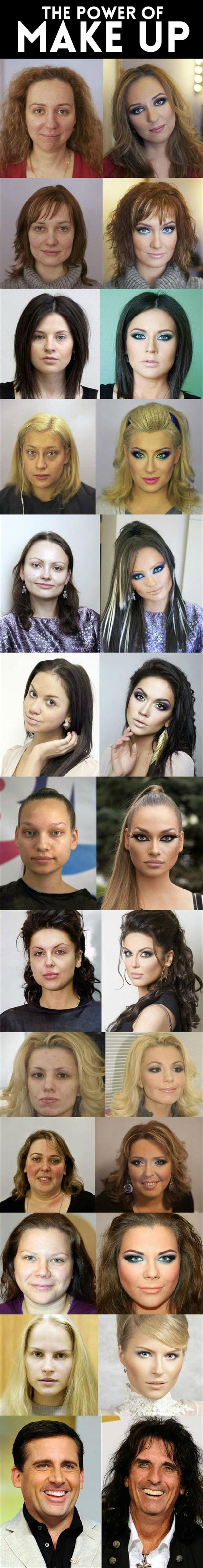 the power of makeup 1