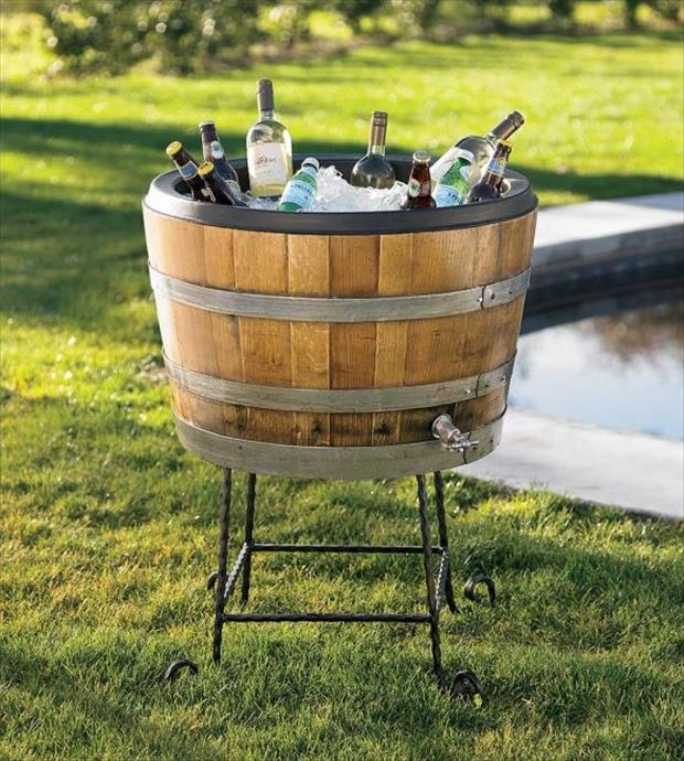 uses for old barrels (10)