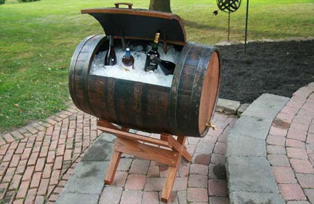 uses for old barrels (4)