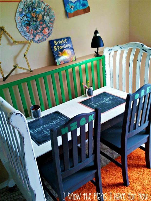 uses for old cribs (11)