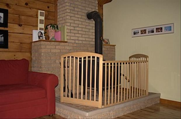uses for old cribs (20)