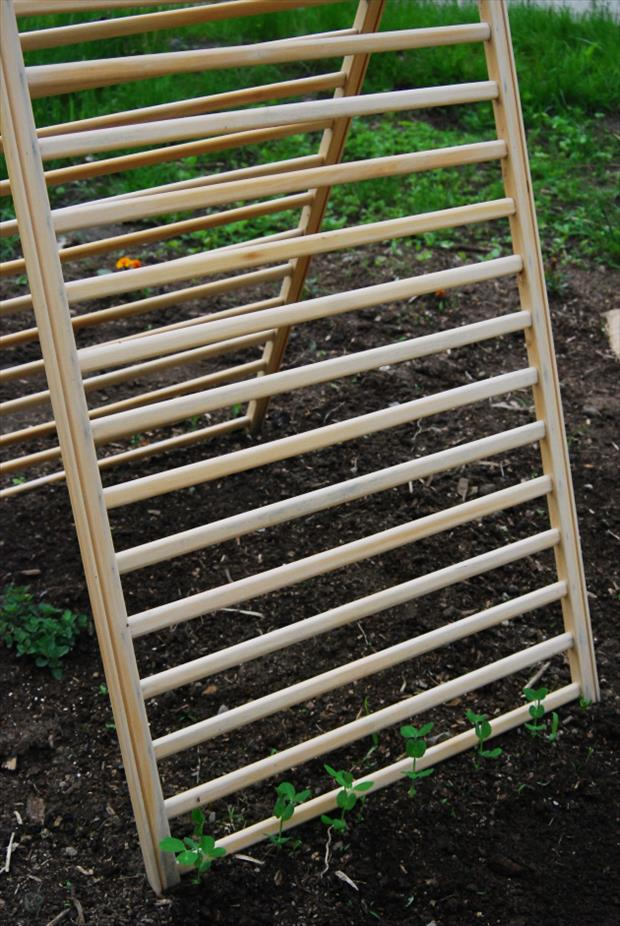 uses for old cribs (4)