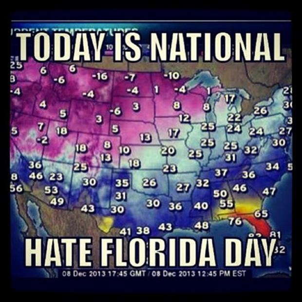 why we hate florida