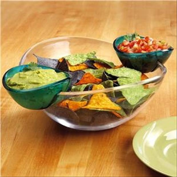 chip and dip bowl