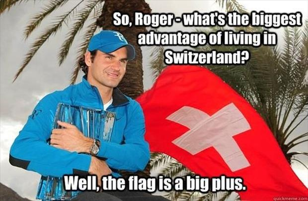 flag is a big plus