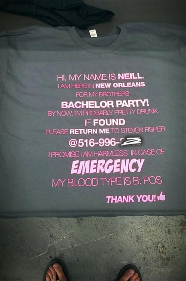 funny bachelor party shirts