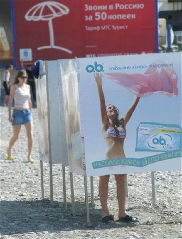 funny beach pictures