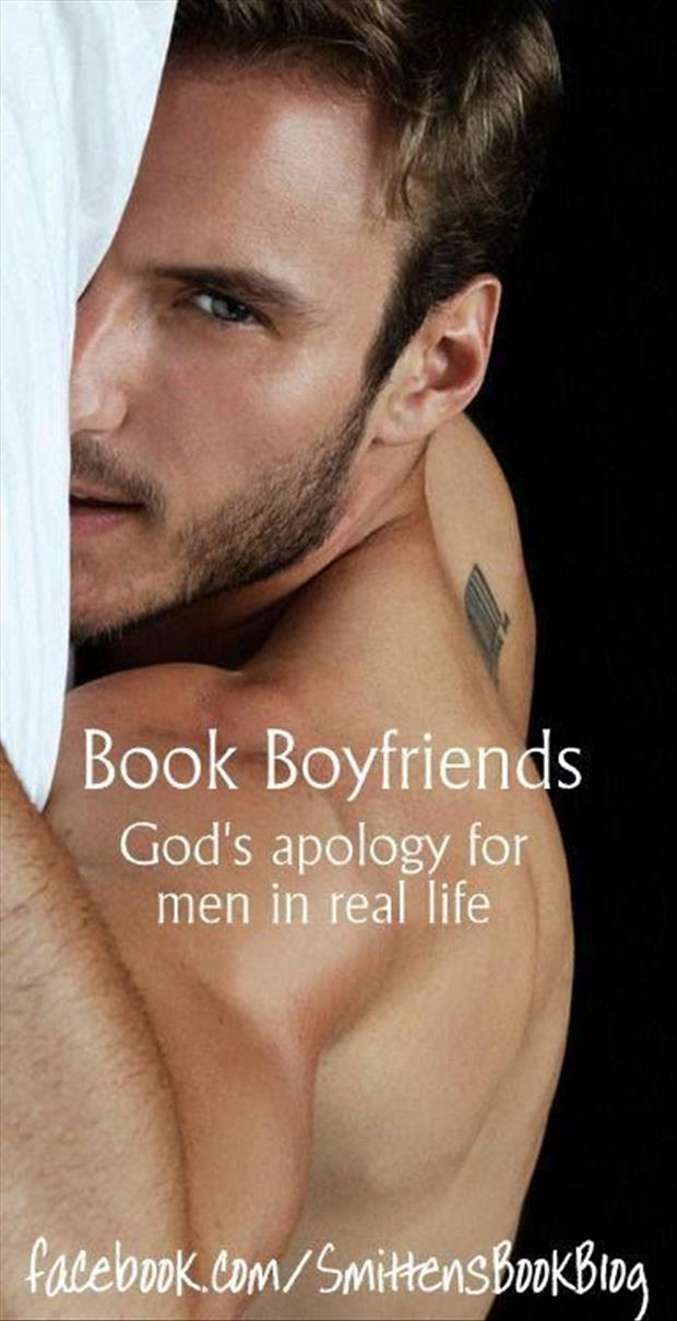 funny book boyfriends