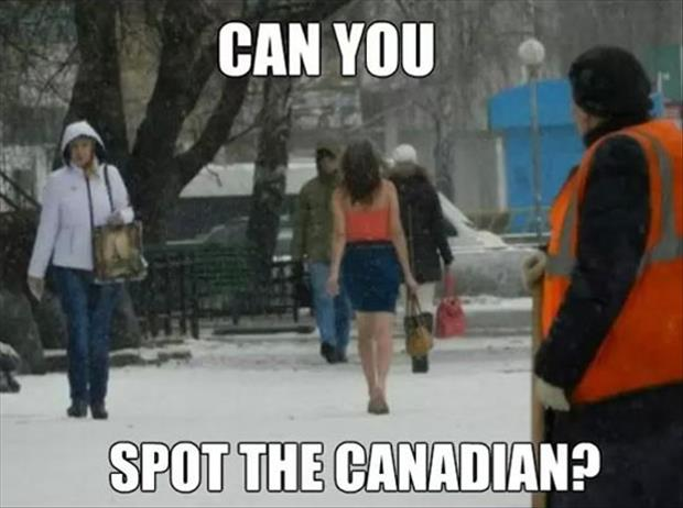 funny canadians
