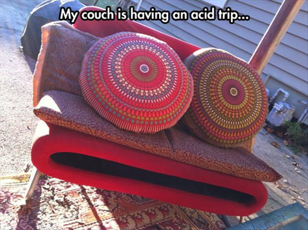 funny couch