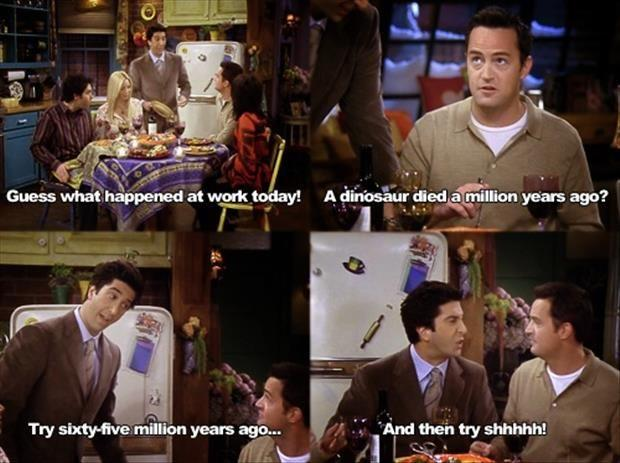 funny friends captions