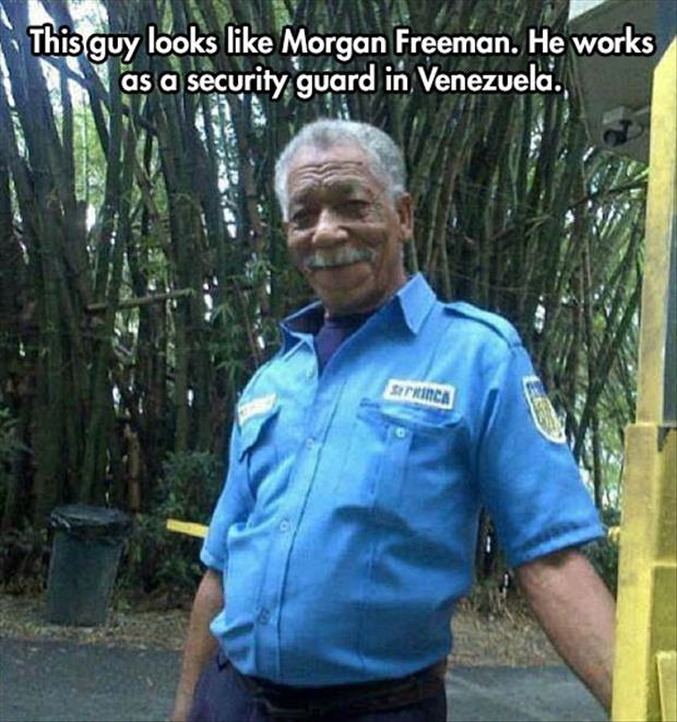 funny morgan freeman