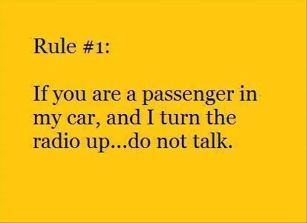 funny rules