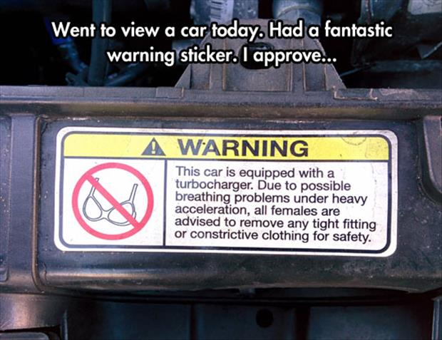 funny warning labels