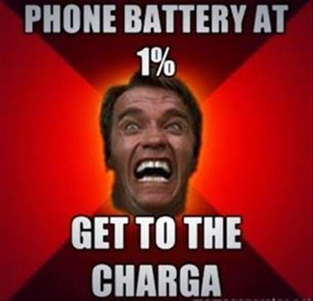 get to the charger