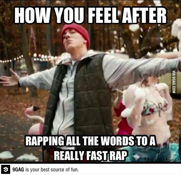 how you feel about rap music