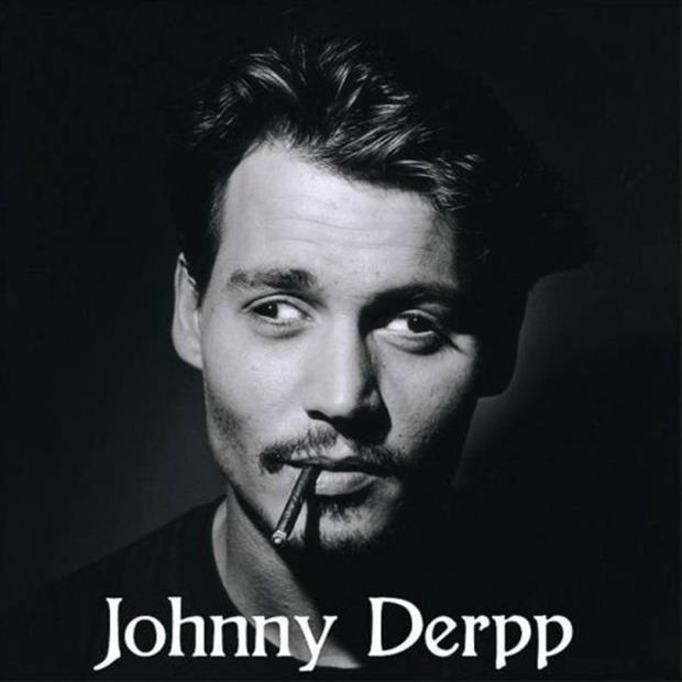 johnny depp funny pictures