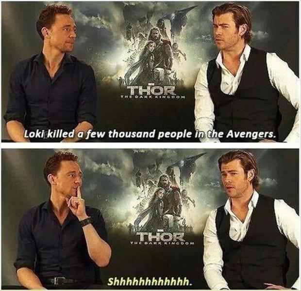 loki killed a thousand people in the avengers