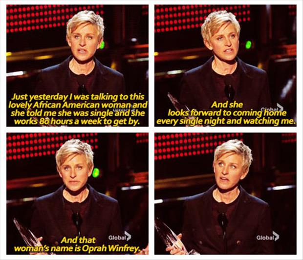 people's choice awards ellen degeneres