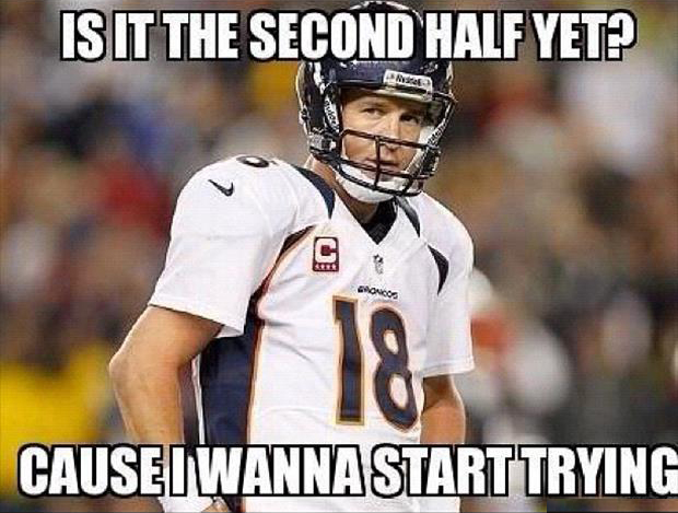 second half of the game payton manning