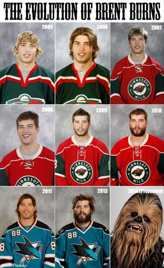 the brent burns