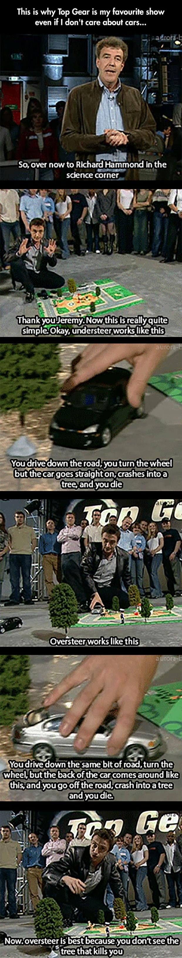 top gear is my favorite show