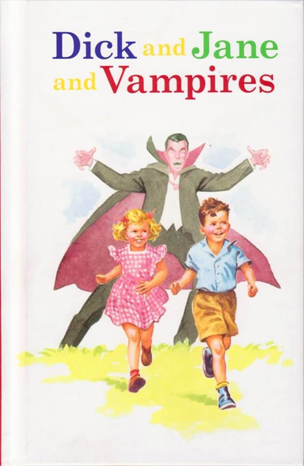 vanpires with dick and jane