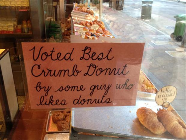 voted best donuts