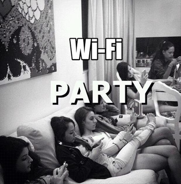 wi fi party