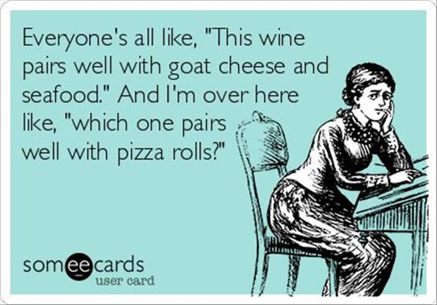 wine and goat cheese funny quotes