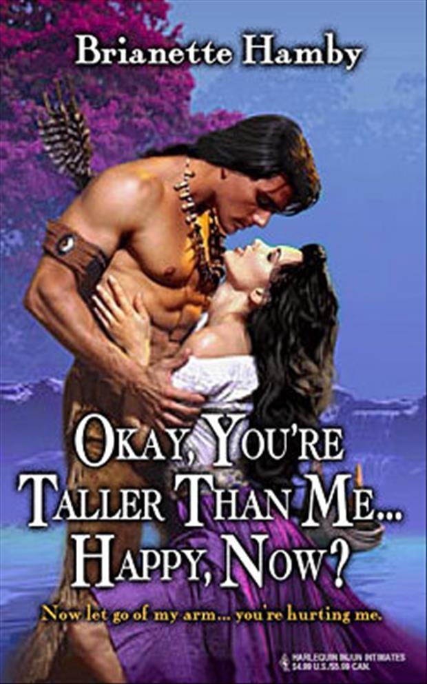 you're taller than me