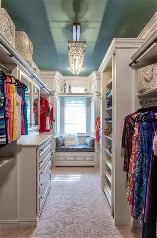 Meanwhile At My Pinterest Home- closet 2