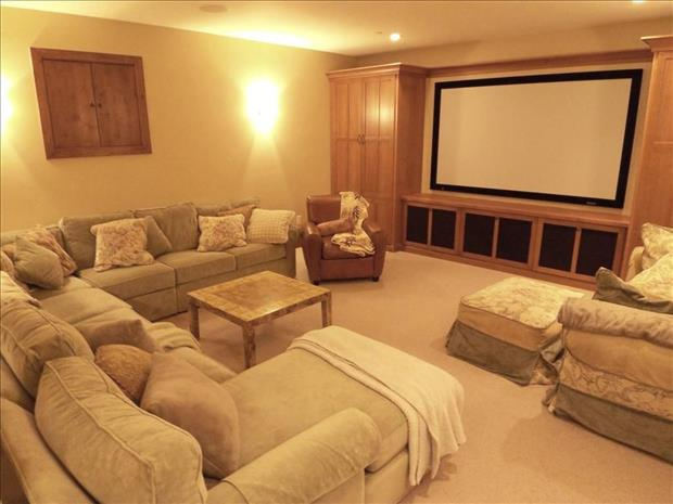 Meanwhile in My Pinterest Home Theater Room 19
