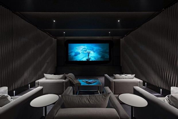 Meanwhile in My Pinterest Home Theater Room 24