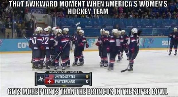 american hockey team