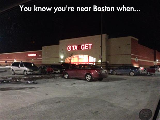 boston accent funny