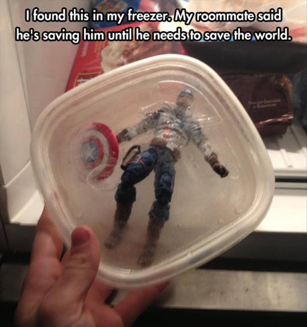 captain america funny pictures