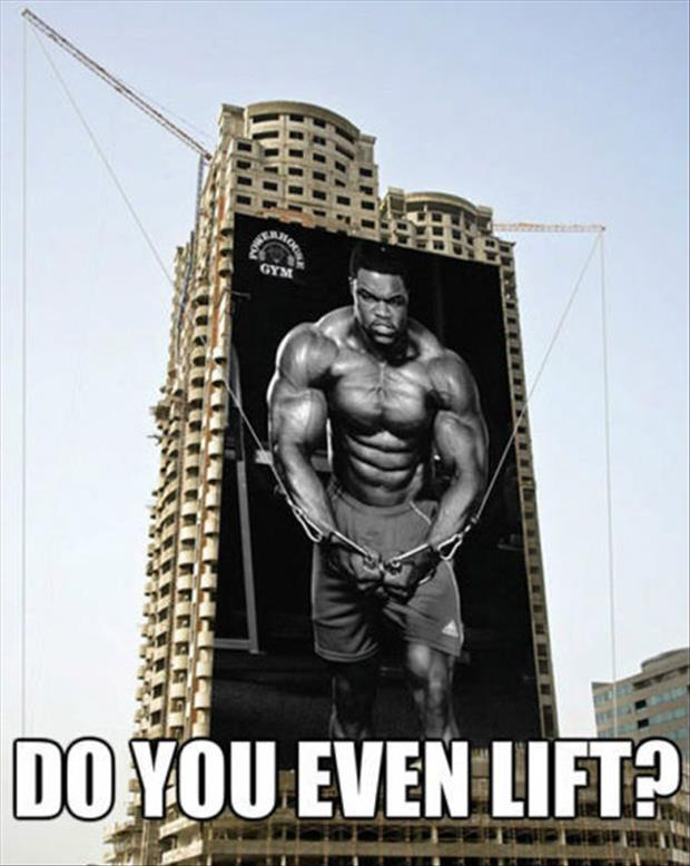 do you even lift