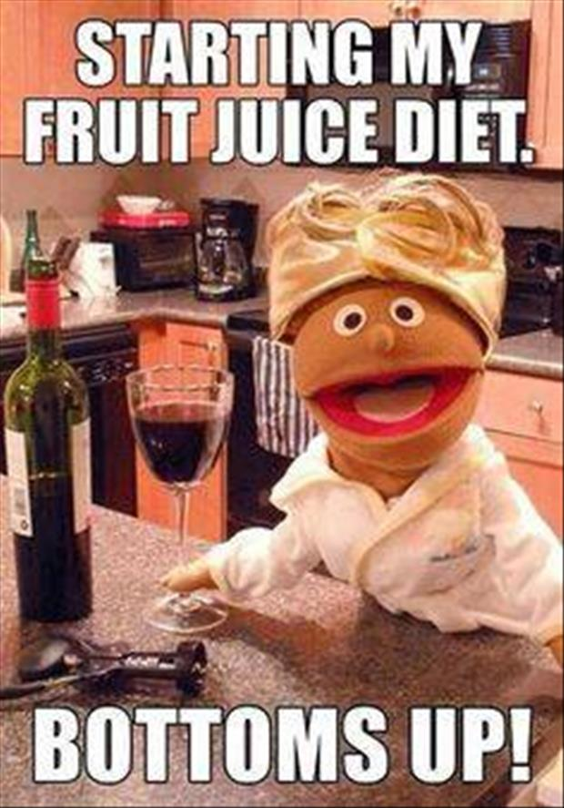 fruit juice diet