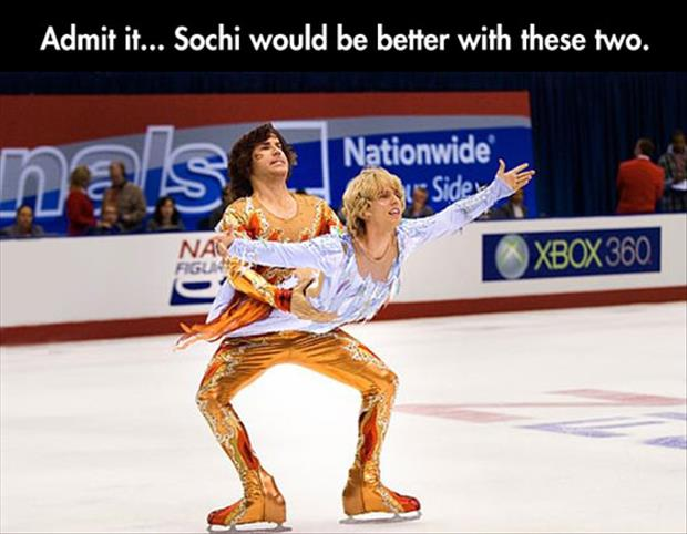 funny Sochi olympic pictures