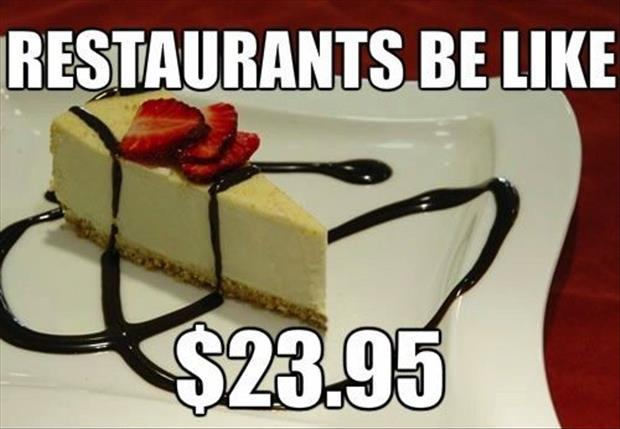 funny cheese cake