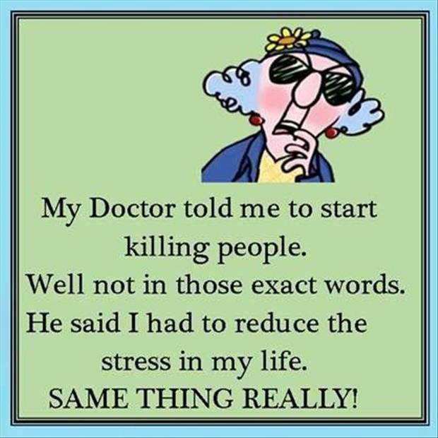funny doctor's orders