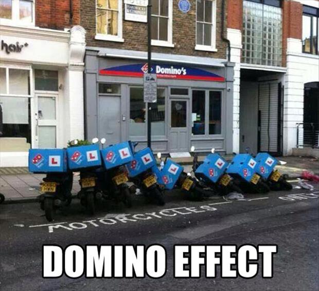 funny dominos pizza